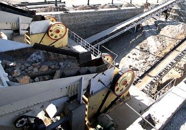 zhongqing时产500吨石料破sui生产xian