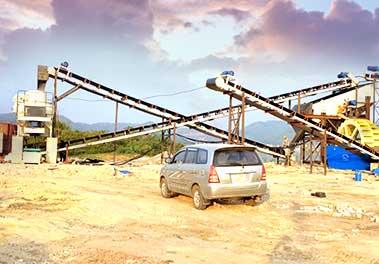 河bei邯郸时产200-300吨河luan石制砂生产xian