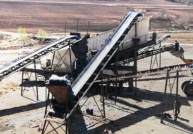 吉林时产200吨移动破sui站生产xian