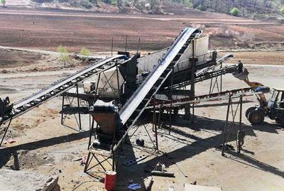 吉lin时产200吨移动破sui站生产xian