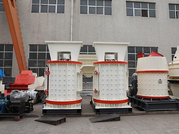 时产15吨的制砂机